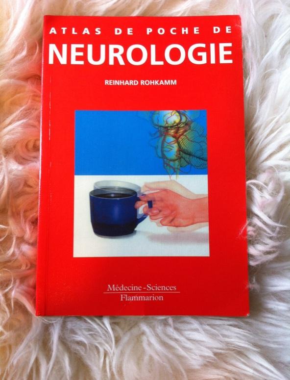 Atlas de poche de neurologie, Reinhard Rohkamn (2005) - Flammarion