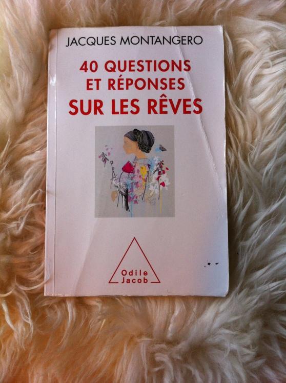 40 Questions et réponses sur les rêves -  J. Montangero (2013)
