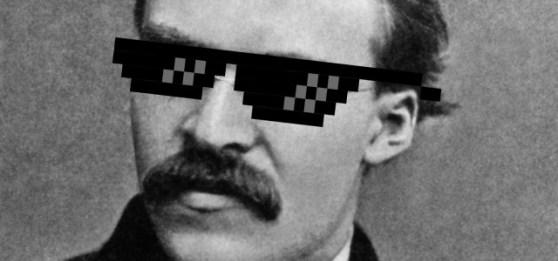 Nietzsche-thug-life